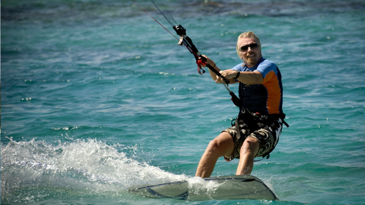 Do not regret, and keep moving on: Richard Branson | The founder and Chairman of the Virgin Group has kept his mother's advice close to his chest. Branson saw every failure as a learning curve, and moved on, instead of dwelling on them. He terms people spending a lot of time dwelling on failures as surprising. (Image: Wikimedia Commons)