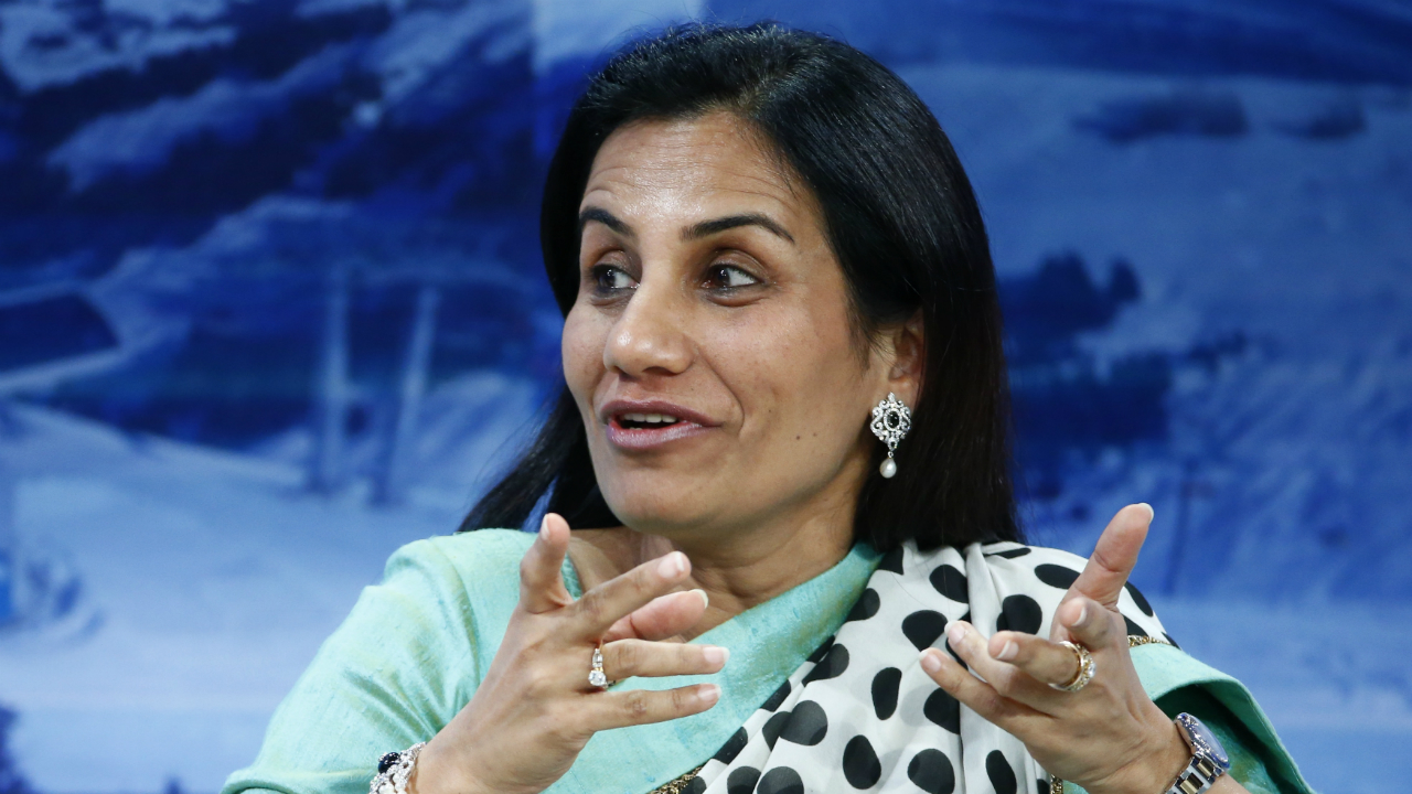 Chanda Kochhar | The ICICI Bank CEO-Managing Director has featured on the Forbes List of Most Powerful Women in the World. Kochhar has received Woodrow Wilson Award for Global Corporate Citizenship. She is also the Deputy Chairman of the Indian Banks Association. (Photo: Reuters)