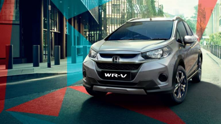 Honda Wr V Edge Edition Launched At A Price Of Rs 8 01 Lakh Ex