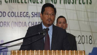 Meghalaya has potential in agriculture, tourism sectors: CM Conrad K Sangma