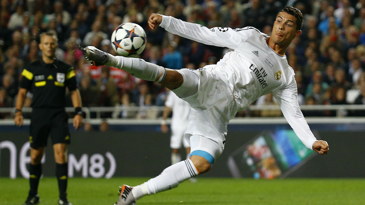 Cristiano Ronaldo | The Real Madrid player has an insurance policy worth 103 million euros for his legs, according to TSM Sportz. (Photo: Reuters)