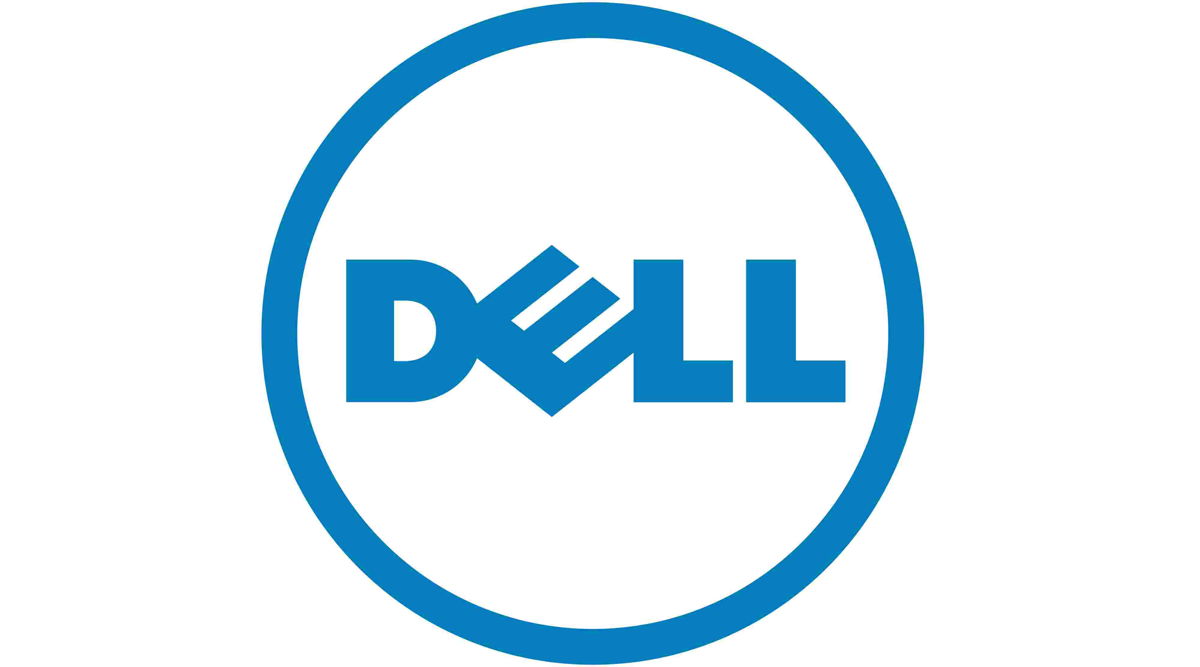 Dell | Everything in Dell's logo is fine except a slanted E. The reason behind this, as per Siegel+Gale - the agency who designed this logo – is, that it 'embodies the company's brash humour and aggressiveness'. And the tilted 'E' enlivens the logo and it captures the irrepressible spirit of the company that 'stood the PC industry on its ear.'