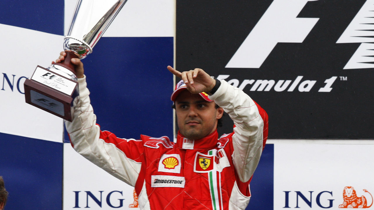 Felipe Massa | The Spanish Formula One racing driver's head is insured for $1 million, as per TSM Sportz. (Photo: Reuters)