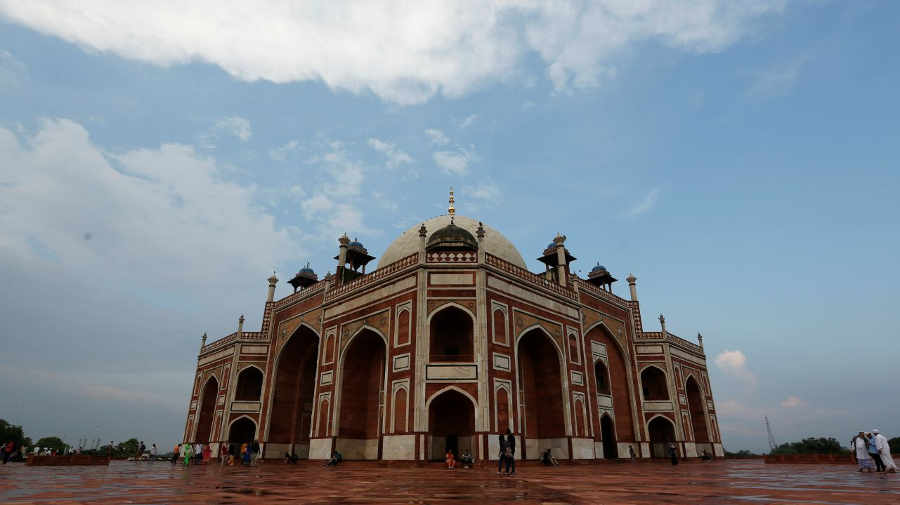 Answer: Humayun's Tomb (Image: Reuters)