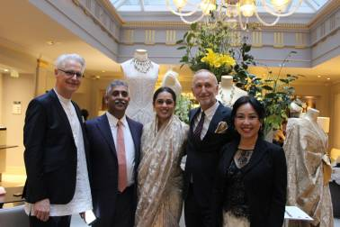Delhi-based designer to use Indian weaves for French wedding couture
