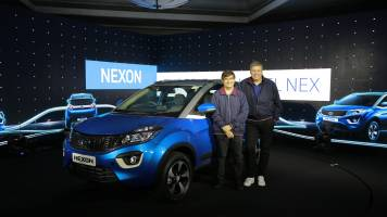 Tata Nexon signs up as the official sponsor for IPL