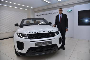 We are revamping our strategy: Jaguar Land Rover India chief Rohit Suri