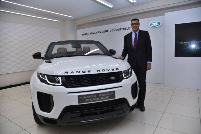 Jaguar Land Rover >> We Are Revamping Our Strategy Jaguar Land Rover India Chief