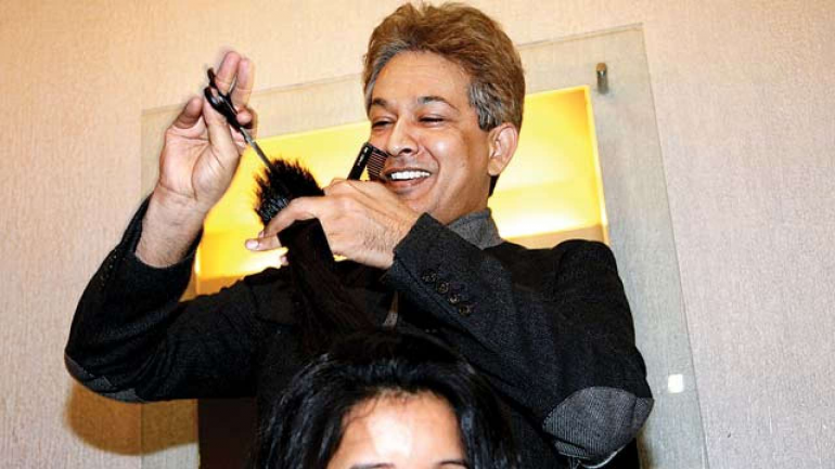 hair stylist jawed habib wants to become the tesco of his industry