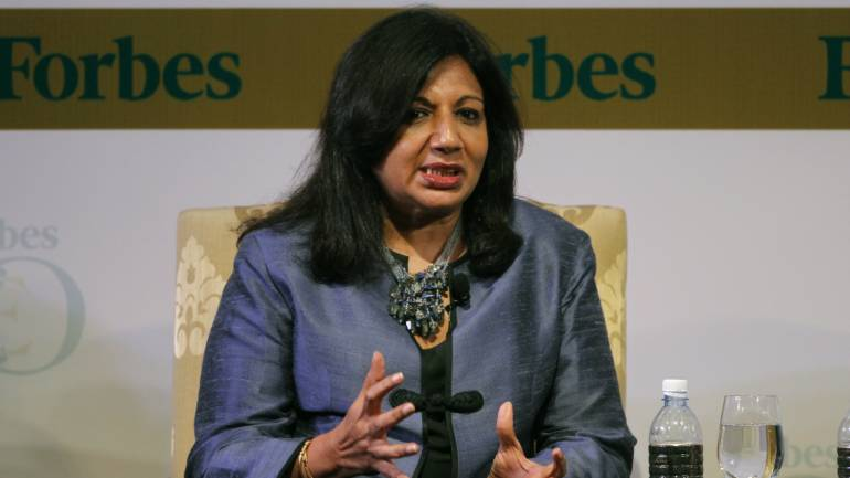 After COVID-19, there will be huge effort to lower healthcare costs: Biocon's Kiran Mazumdar-Shaw - Moneycontrol thumbnail