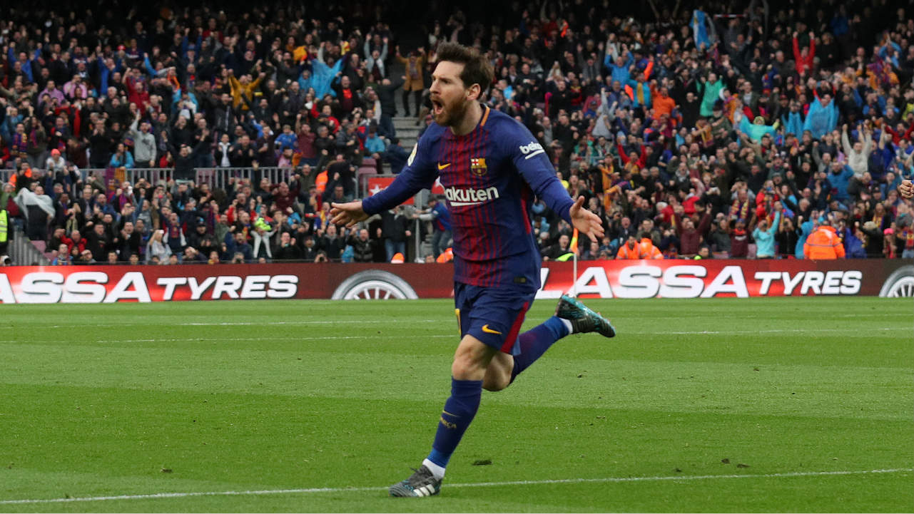 Lionel Messi | The Argentinian footballer's legs have been insured for 750 million Euros, says TSM Sportz. (Photo: Reuters)