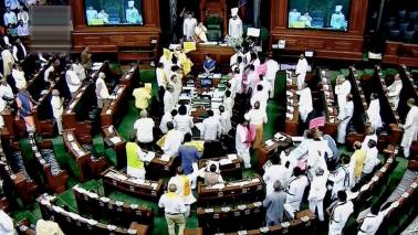 NDA trust vote highlights: Lok Sabha adjourned for the day, TDP and YSRC to move no confidence motion