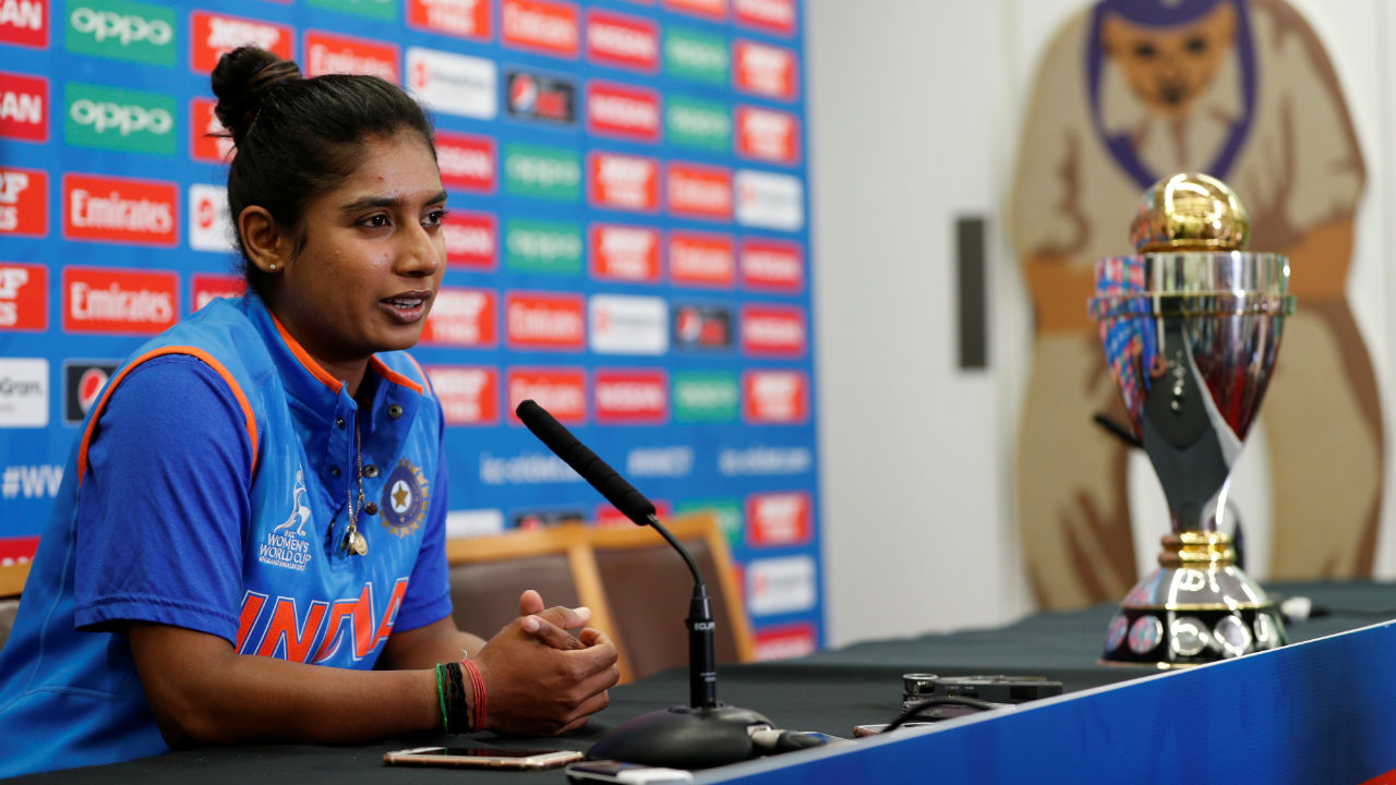 Mithali Raj | The Arjuna Awardee is the captain of the Indian Women's National Cricket Team for Test and ODIs. A batsman, Raj is the first captain (from both men and women's cricket) to lead a team to an ICC Cricket World Cup victory twice.(Photo: Reuters)