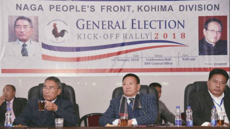 Nagaland Assembly Elections 2018: All you need to know about TR Zeliang