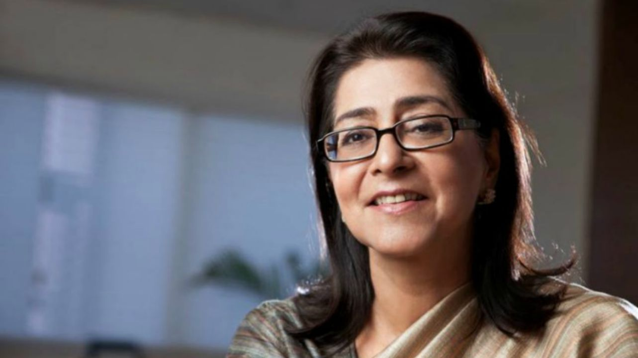 Naina Lal Kidwai is an Indian banker, Chartered Accountant and business executive. Kidwai is the former Group General Manager and the Country Head of HSBC India. She is also a former President of the Federation of Indian Chambers of Commerce and Industry (FICCI). (Image Credit: FICCI)