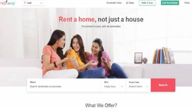 Home rental startup NestAway raises Rs 330 crore from Goldman Sachs, others