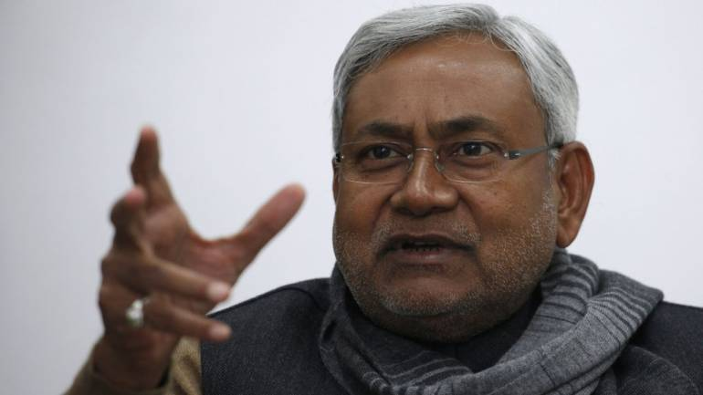 No silence on special status demand for Bihar:Nitish