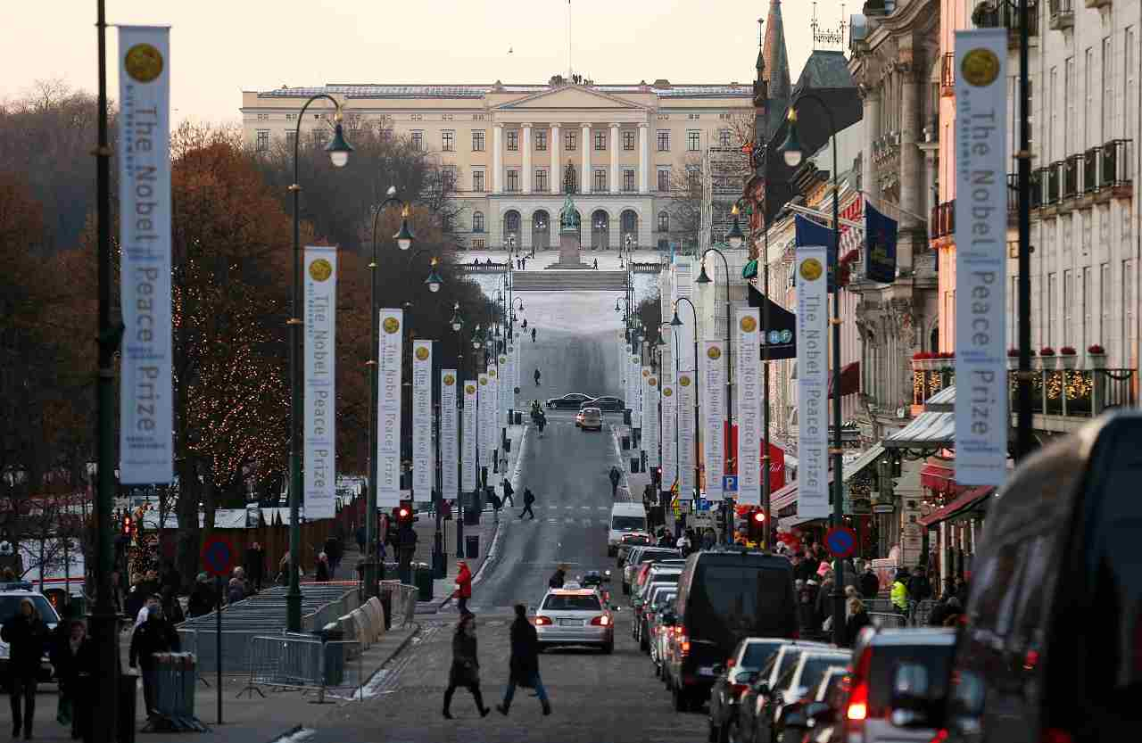 Norway | Norway follows Switzerland as the fourth least corrupt country in the world. It's score is 85. The oil-rich country is also one of the best example of sustainable economic development. Norway also scores high in most human development indicators. (Pictured: The Royal Palace in Oslo. Image: Reuters)