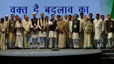 Congress plenary: Here's what leaders said and Rahul Gandhi's take on the old guard