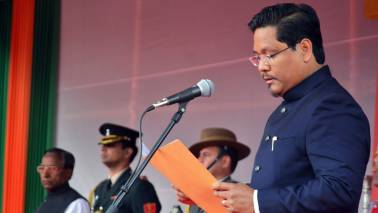 Meghalaya CM  Conrad K Sangma wins South-Tura Assembly bypoll