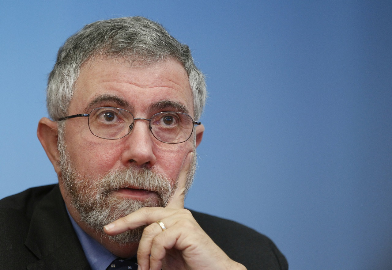 Day 2 | Nobel- prize winning economist Paul Krugman | A View from Afar | 10:30 AM
