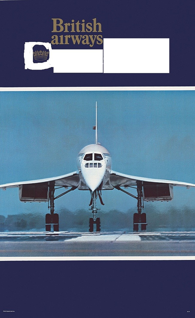 This is an ad for which aircraft?