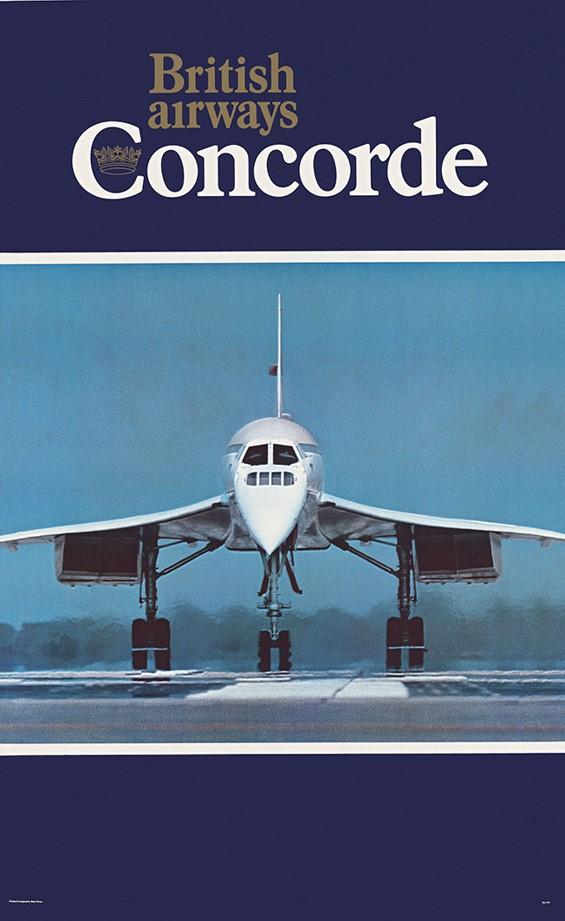 Answer: Concorde.