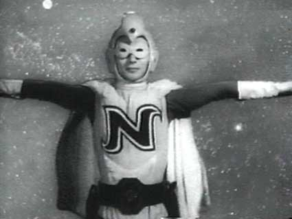 National Kid was a TV series produced by Toei Company in 1960. The series wasn't popular in its home market, but attained cult status in Brazil. Which company came out with this campaign?