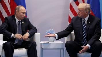 Donald Trump wants to meet Putin in Paris on November 11: John Bolton