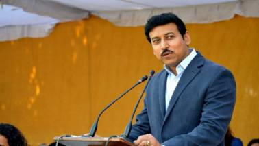 After Khelo India, a buoyant Rajyavardhan Singh Rathore has another initiative up his sleeve