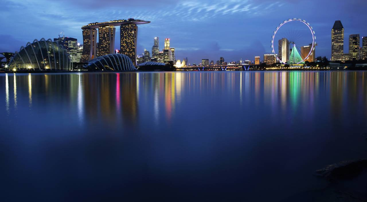 1. Singapore | Millenials looking to excel professionally and seeking a comfortable life, this is the city for you. According to the study, Singapore is the best, not just for affordability and employment opportunities, but also because of the lowest gender wage gap. It ranks well in safety and cleanliness as well. (Image: Reuters)