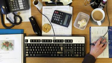 Watch what you eat in the office canteen, it may affect your health insurance
