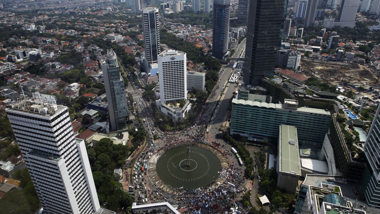 In what seemed as a surprise, Jakarta took the 8th spot, as it offers expats just over USD 150,000. (Reuters)