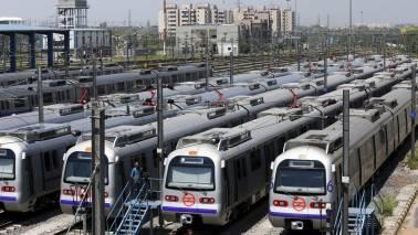 Delhi Metro ridership was targeted to reach 30 lakh
