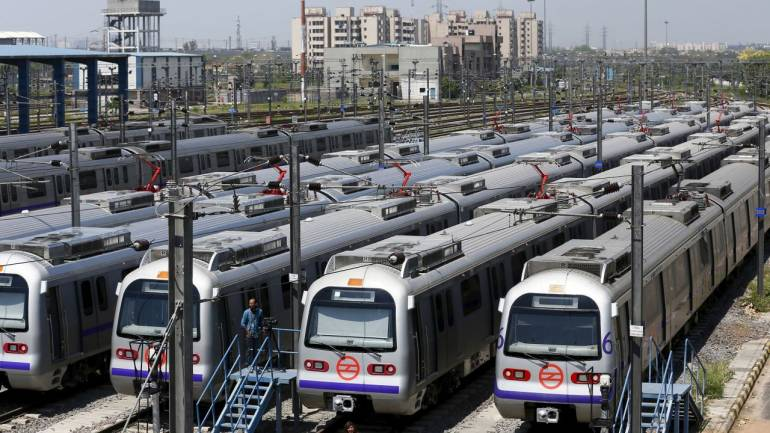 Delhi Metro's Pink Line to flag off today