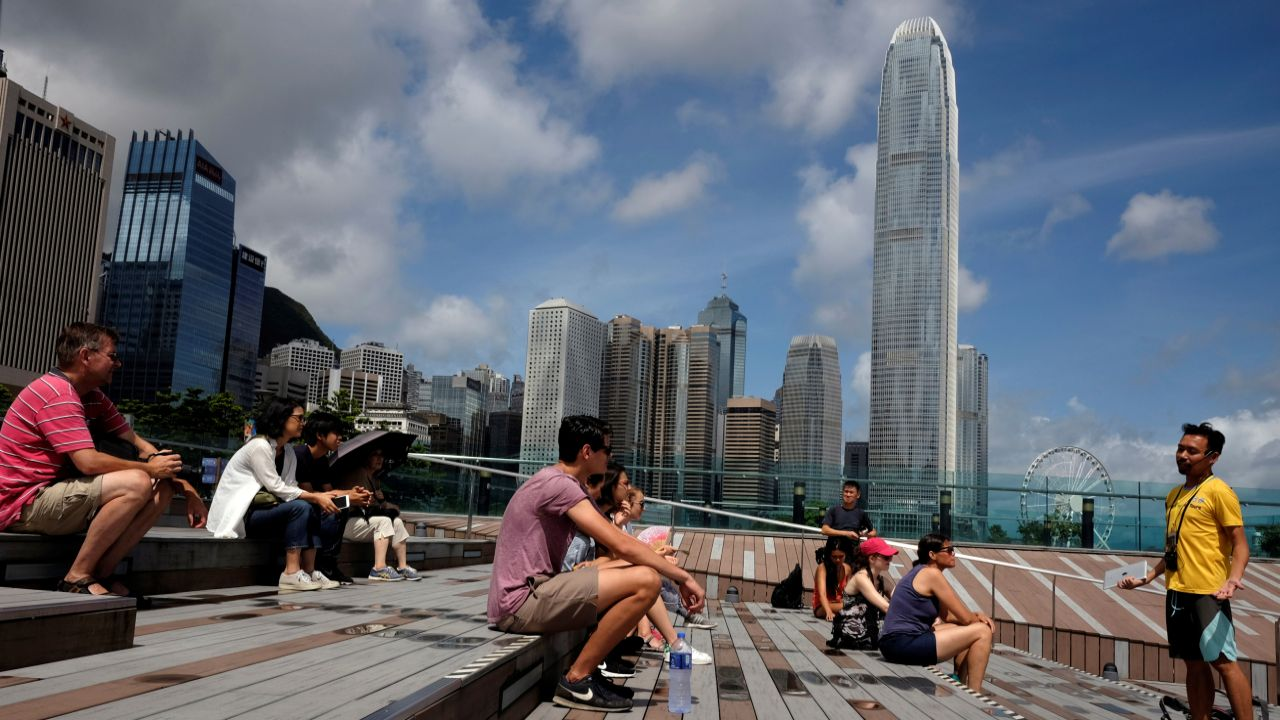 The Asian city of Hong Kong takes the 9th spot and expats on average are offered a little more than the French capital, but it is still under the USD 150,000-mark. (Reuters)