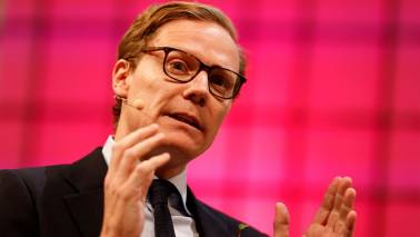 Cambridge Analytica CEO Alexander Nix suspended over Facebook data scandal