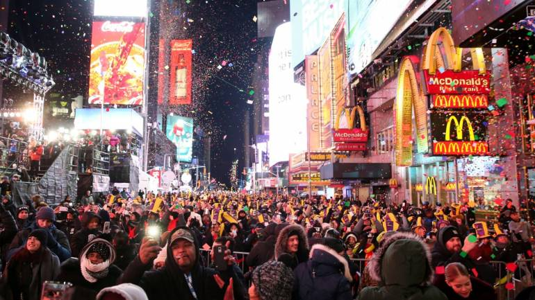 The Big Apple or NYC, in the US, takes sixth spot as it offers nearly USD 175,000 to expats. (Reuters)
