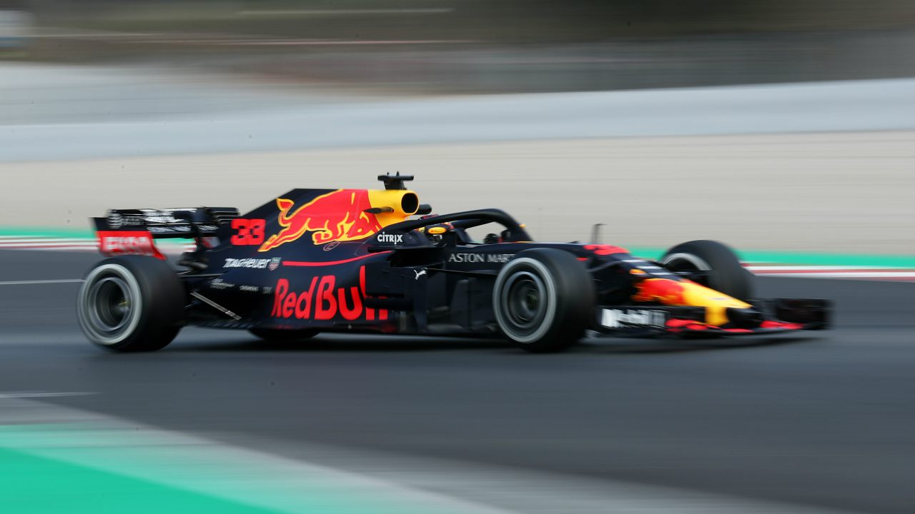 Max Verstappen of Red Bull Racing during testing Formula One Test Session at Circuit de Barcelona-Catalunya, Montmelo, Spain. (Reuters)