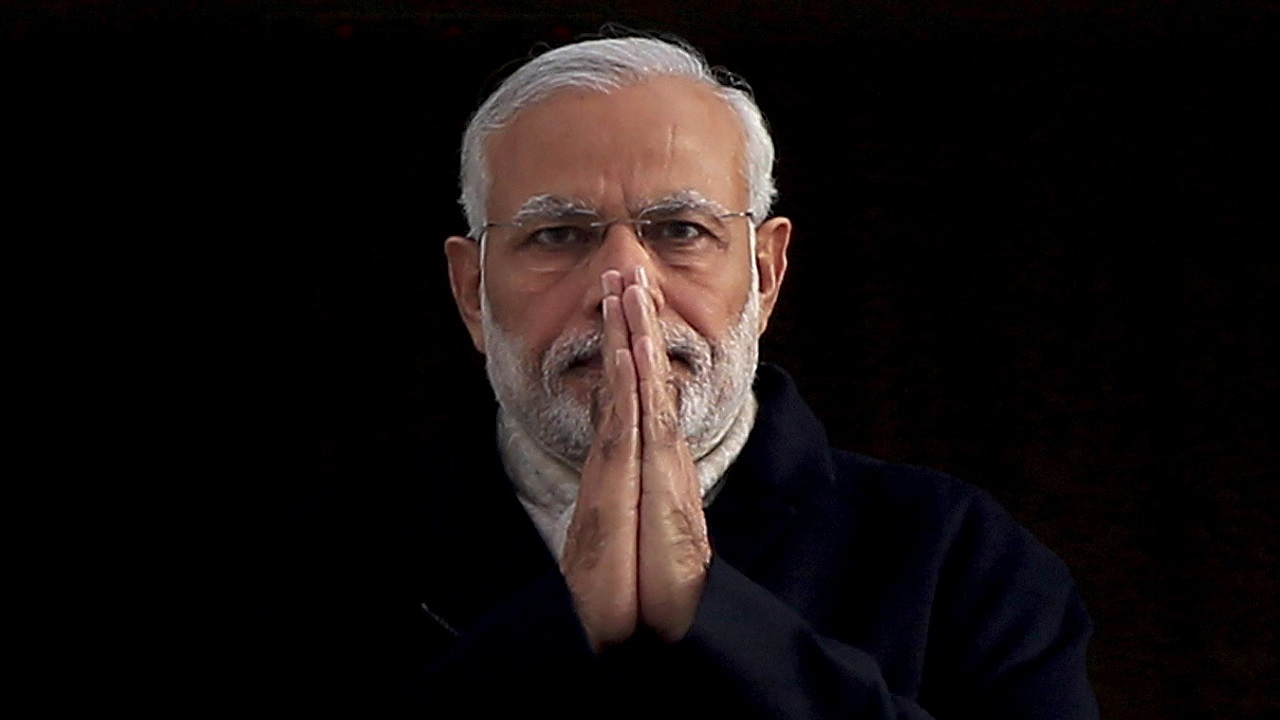 No 3 | Indian Prime Minister Narendra Modi's personal account | @NarendraModi | 43.4 miilion followers (Image: Reuters)