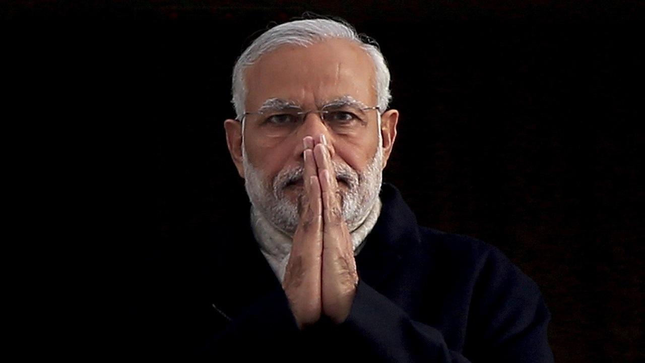 No 3 | Indian Prime Minister Narendra Modi's personal account | @NarendraModi | 43.4 miilion followers (Image: Reuters)