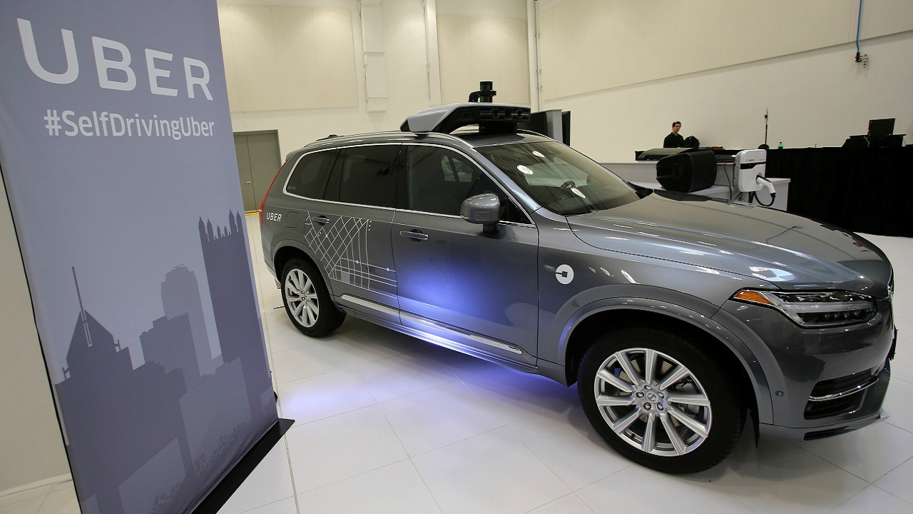 Cab-hailing giant Uber is also testing its own driverless systems. The company claims that it has completed more than 32 lakh kilometres in autonomous mode. It has also met with accidents, one of them resulting in a fatality. (Image: Reuters)