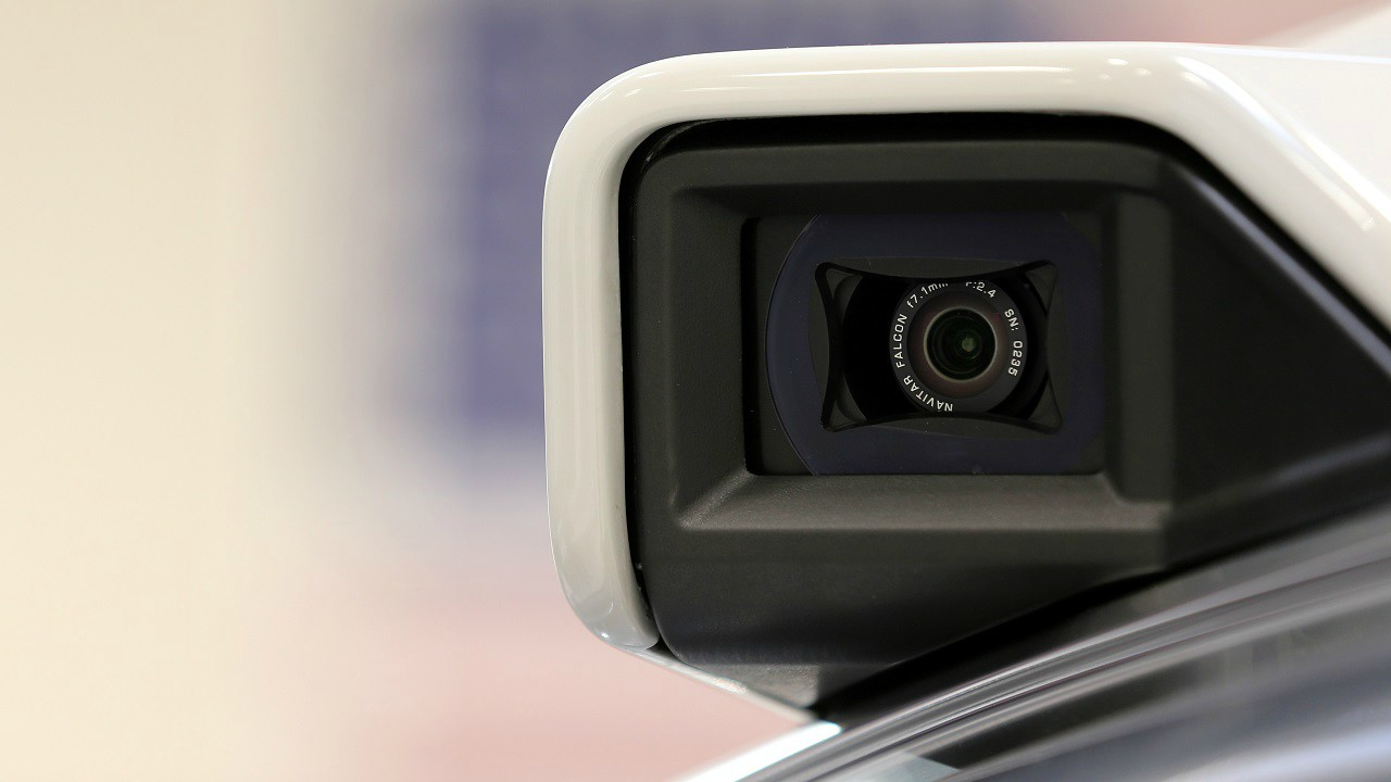 The cars have video cameras which help detect traffic lights, read road signs and look out for pedestrians and other obstructions on the road. (Image: Reuters)