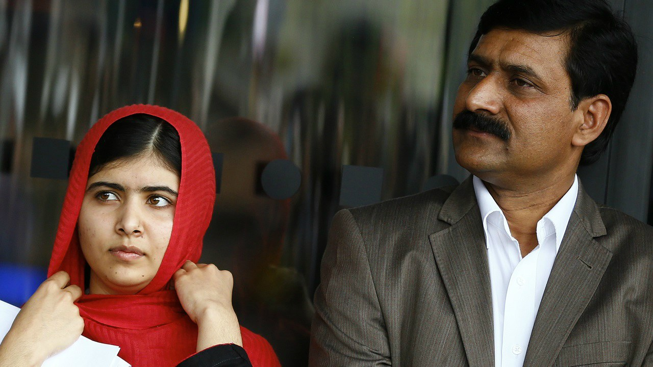 Malala continued to live in Birmingham after her recovery and has been actively fighting for girls and their right to education across the world. (Image: Reuters)