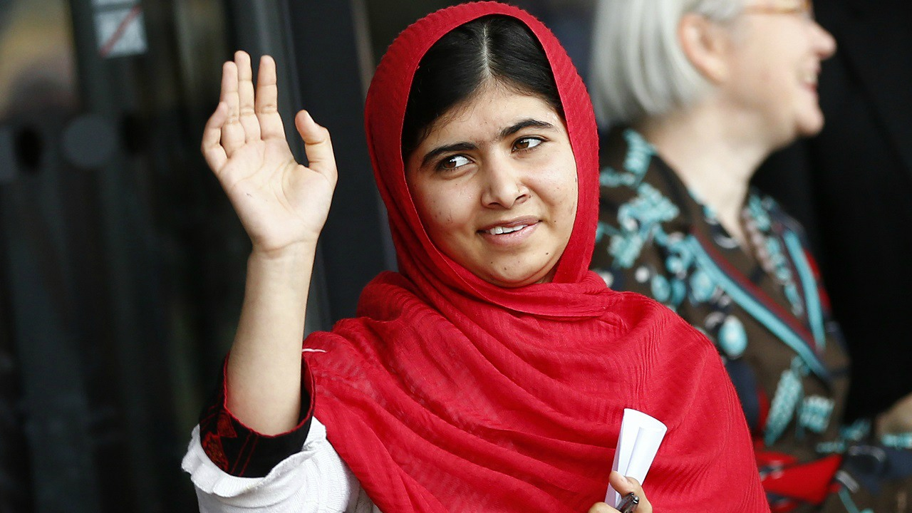 Malala Yousafzai returned to Pakistan on Thursday, almost six years after she was shot at point-blank by the Pakistani Taliban. (Image: Reuters)