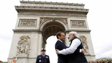 Emmanuel Macron in India: A look at Indo-French relations over the years