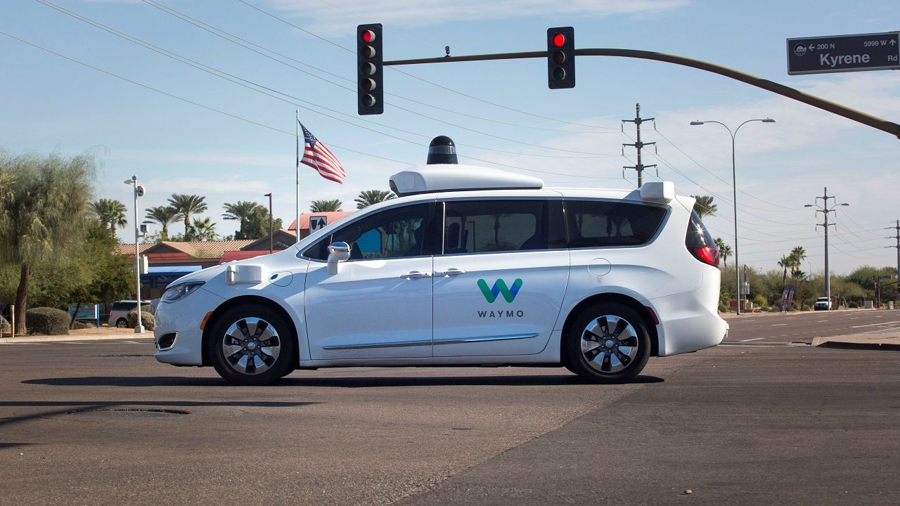 Google is developing driverless cars under the Waymo Self-Driving Car Project. (Image: Reuters)