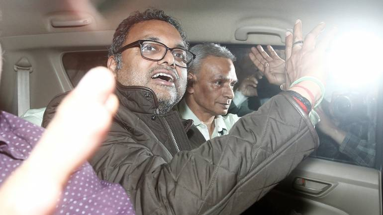 INX Media case: CBI shoots 50 questions at Karti Chidambaram