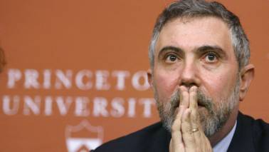 Paul Krugman warns mass unemployment may be a thorn in India's growth story