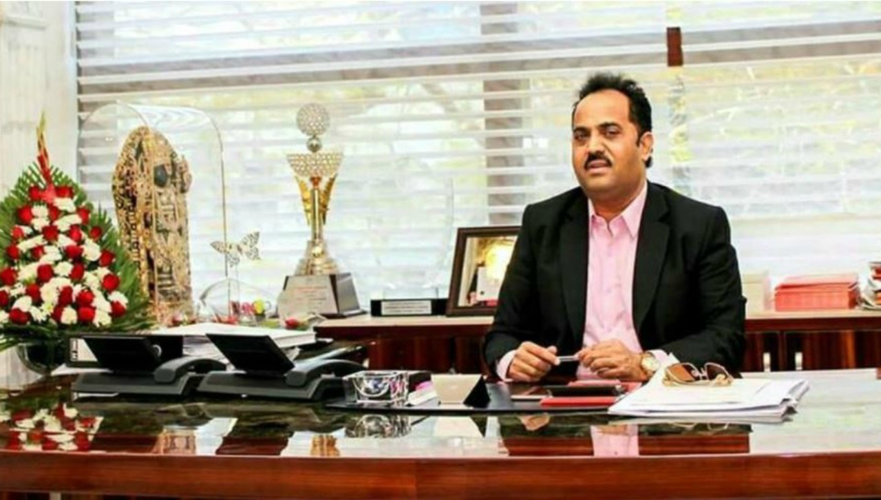 Sanjay Dattatraya Kakade, Maharashtra   The independent leader stands at sixth position with movable assets of Rs 290.31 crore and immovable assets of Rs 135.34 crore. His total assets are worth Rs 425.65 crore. (Image: Sanjay Kakade's Facebook page)